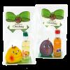 Edel-Marzipan-Frucht (50g) mit Schnaps (20ml)