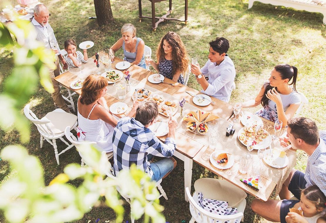 Leichte Sommerküche & erfrischende Getränke