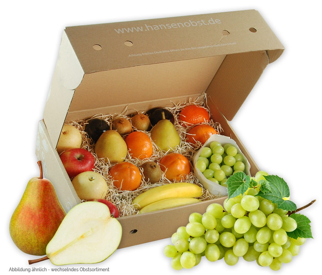 Business-Probier-Obstbox