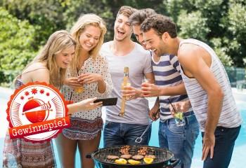 Unser großes Facebook-Sommer-Gewinnspiel: Grillen