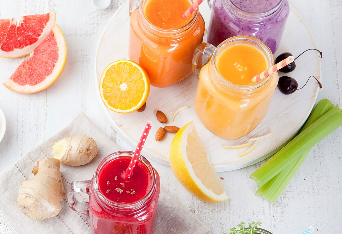 Smoothies – eine gesunde Alternative