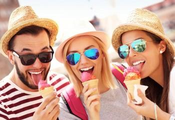 Eiskalt erwischt – Sommerhighlight Eis