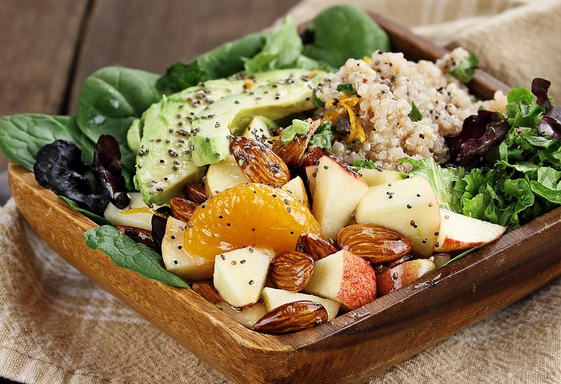 Was bedeuten Kohlenhydrate und Ballaststoffe für eine gesunde Ernährung?