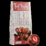 Feel Fruity - Erdbeeren in Vollmilchschokolade (90g)