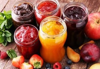 Der Sommer im Glas - Obst & Marmelade einkochen