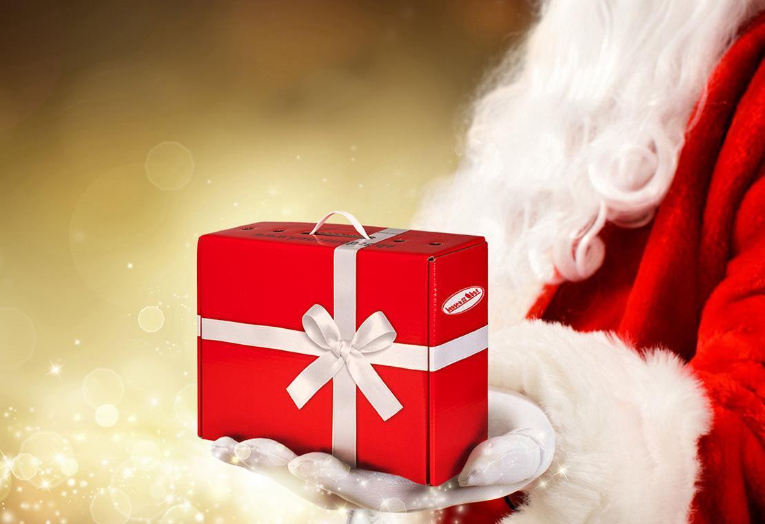 Weihnachtsgeschenke mal anders