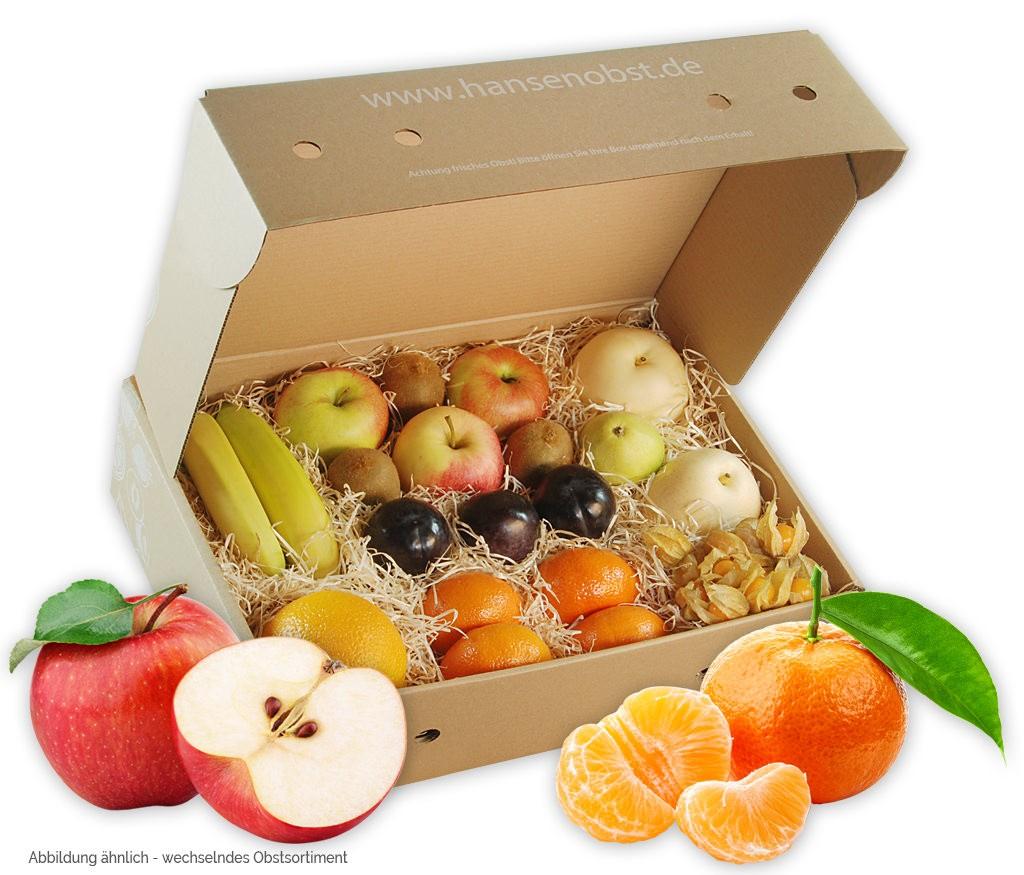 4-Wochen-Schnupper-Abo-Obstbox